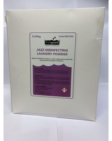 Jazz Disinfecting Laundry Powder