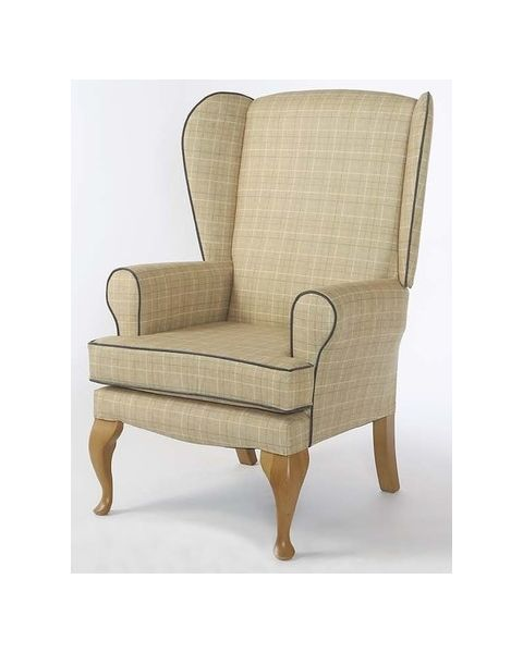 BALMORAL WINGED CHAIR