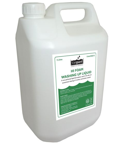 H63095 Washing up Liquid - Hi-Foam