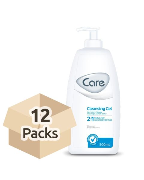 iD Care - Cleansing Gel 2in1
