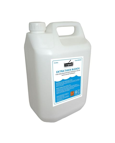 Thick Bleach - 4 x 5ltr