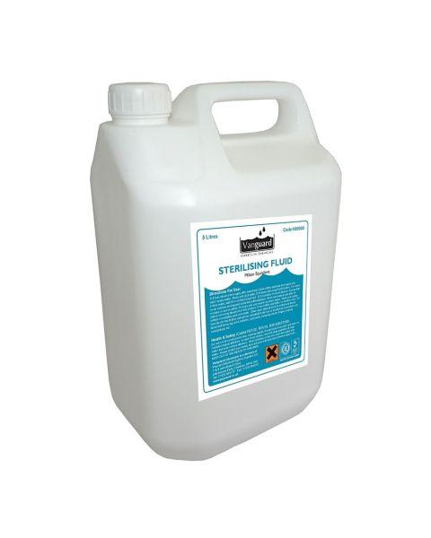 Sterilising Fluid - 5ltr