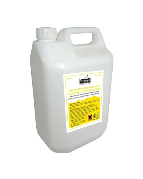Disinfectant - Lemon Scented - 5ltr