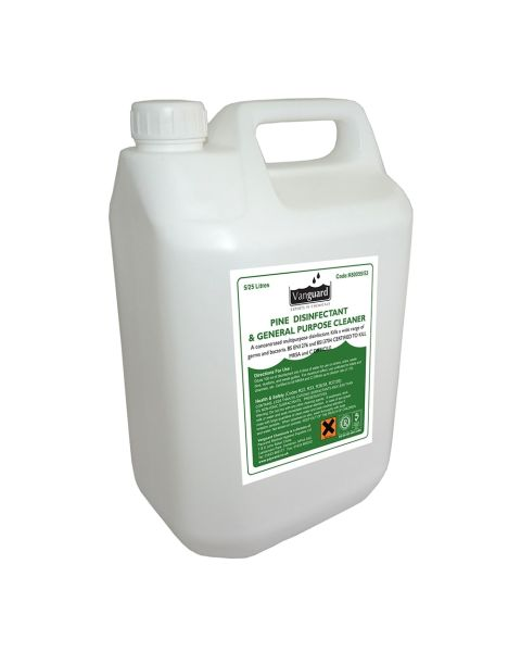 Disinfectant - Pine Scented - 5ltr