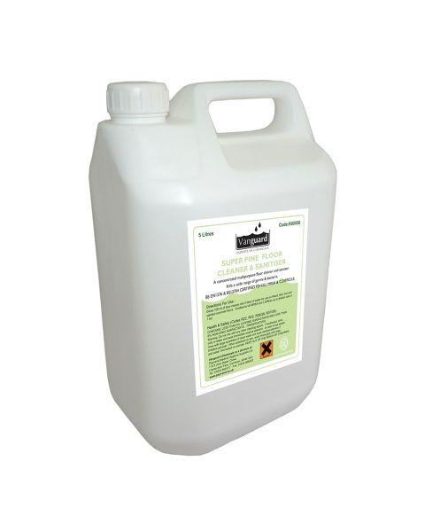 Super Pine Floor Cleaner & Sanitiser - 5ltr