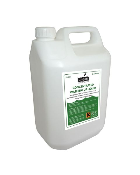 Washing up Liquid - Concentrate - 5ltr