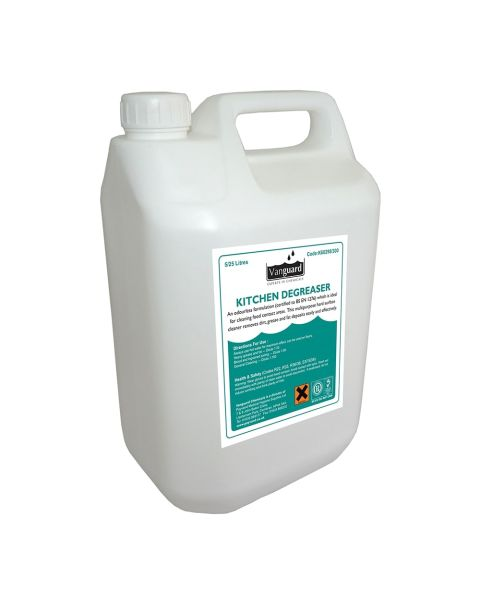 Protect Kitchen Degreaser & Sanitiser - 5ltr