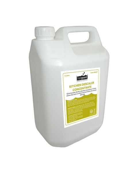 Kitchen Descaler Concentrate - Odourless - 5ltr