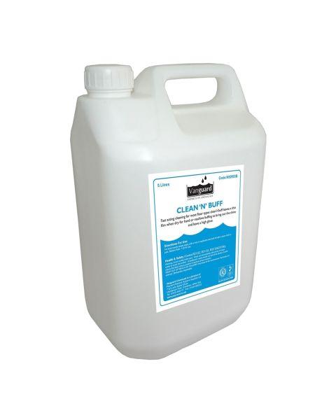 Clean 'n' Buff Floor Maintainer - Odourless - 5ltr