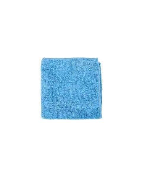 Microfibre Cloths Blue 230gsm  (10)