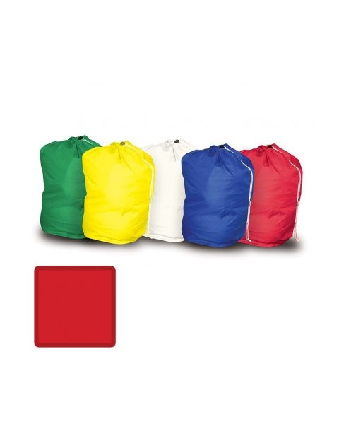 MIP Drawstring Laundry Bag - Red