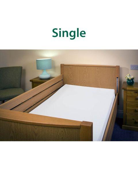 MIP MRSA Resistant Mattress Protector - Single Bed