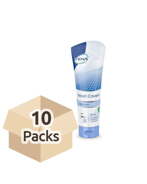 TENA Wash Cream (Tube) - 150ml
