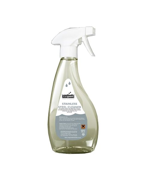 Stainless Steel Cleaner - 8 x 500ml