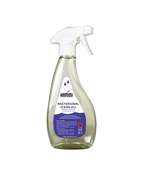Antibacterial CLEAN ALL - (8 x 500ml)