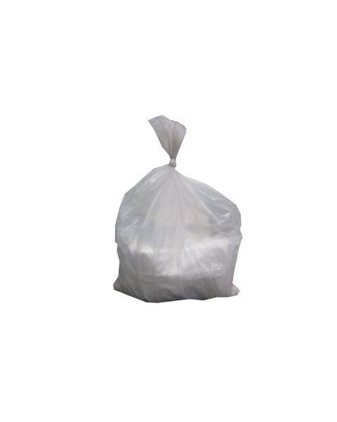 Square/Office Bin Liners White (1000)