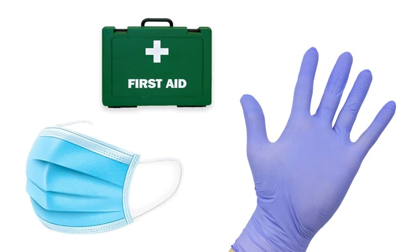 COVID Essentials and PPE
